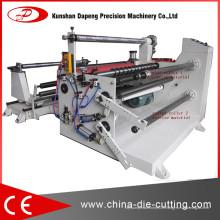 Machine à stratifier à étiquettes à bande adhésive à rouleau automatique (DP-1600)