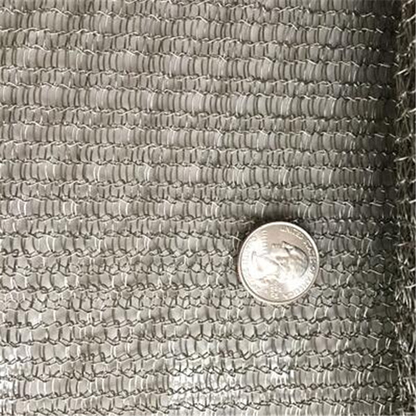 Knitted Wire Mesh for Gas Liquid Filter