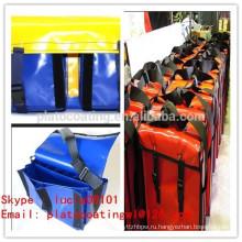 Сумка для инструментов / 610G ПВХ брезент сумка / сумка из ПВХ