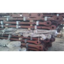 Todo tipo de barras de acero de otras piezas