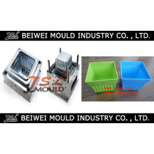 Square Plastic Injection Flower Pot Mould