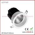 Empotrable 12W LED COB Techo Downlight LC7716D