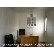 Bureau préfabriqué de bureau de conteneurs (shs-fp-office059)