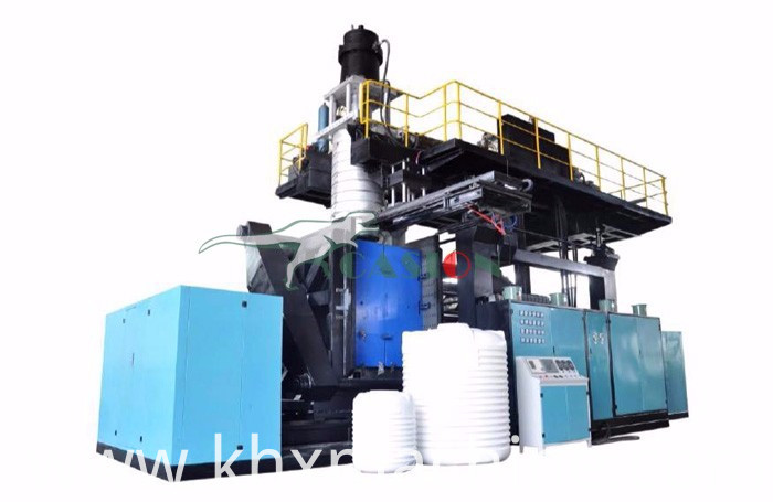 Pp Pe Plastic Bottle Blow Molding Machine
