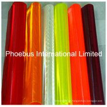 PVC reflektierende Blätter, reflektierende TPU Sheeting Varius Farben