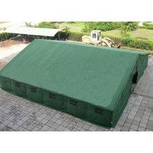 PVC Tarpaulin Army Military Tent Cloth