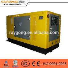 generador diesel 25kw inicio automático del dosel silencioso con ats