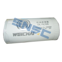 weichai engine WD615 WP10 spare parts oil filter element
