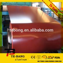 Aleación 3003 bobinas de aluminio prepintadas Henan