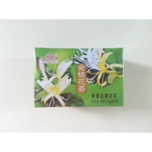 Honeysuckle grüner Teebeutel