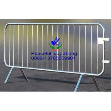 Barreras de control de peatones galvanizadas en caliente