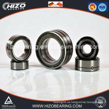 Gcr 15 Material Rodamiento de rodillos cilíndrico / completo de tamaño estándar (NU232 / 234/236/238/240/244/248/252/256/260 / 264M)