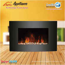 Slimline electric wall heaters, fired heater, wall mounted electric heater