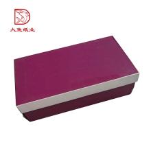 Top qualité nouveau fruit pas cher personnalisé imprimé boîte en carton ondulé