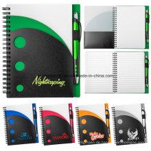 New Fashion Cover Notebook-Sets für die Förderung