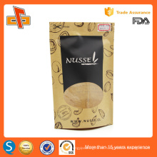 Papel kraft papel de aluminio papa banana coco chips snack packaging