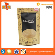 kraft paper aluminum foil potato banana coconut chips snack packaging
