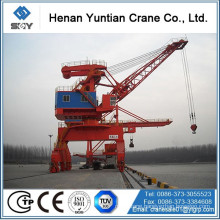 Port Loading & Unloading Offshore Pedestal Port Crane Rotating 360 Degree More questions, please send message to us!