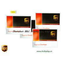 La meilleure qualité avec le paquet d'enveloppe d'UPS Express de prix bon marché avec le GV (B et C-J007)