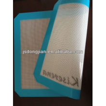 High quality transparent silicone mat