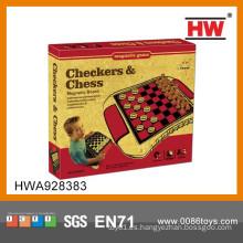 Venta caliente juego de ajedrez educativo