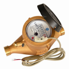 Multi Jet Dry Type Vane Wheel Water Meter (MJ-SDC-PLUS-K-7+2-2)