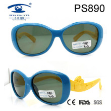 2015 Newest Promotional Stock Colourful Cute Children Kids Sunglass (PS890)