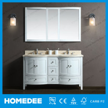 HOMEDEE Contemporary Drawing Bathroom Storage Cabinet