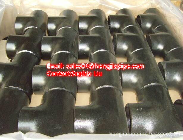 pipe tee fittings SCH40