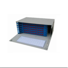 24 Port ODF Optical Fiber Patch Panel