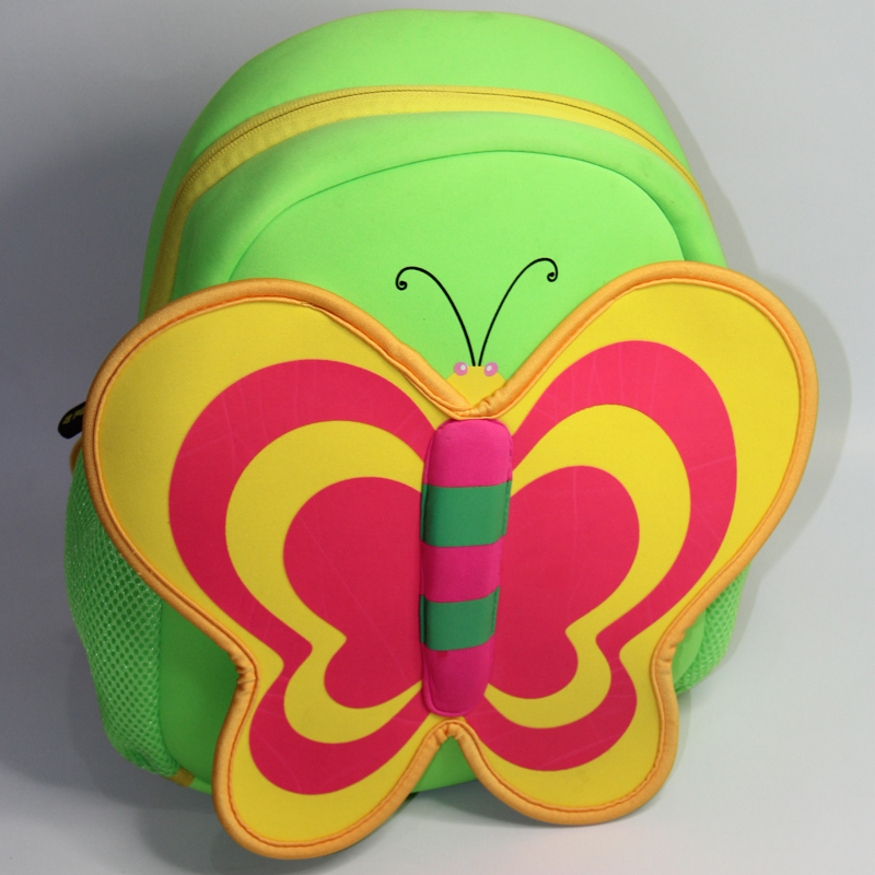 Butterfly school backpack