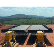 6-S Shaking Table For Sand Washing Machine