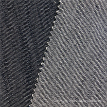 16X200D + 40D / 98X44 205Gsm 147Cm Marinho Plain Colored Dyed Polyester Poly Cotton Tecido Preto Elastic For Garments