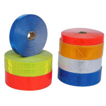 High Luster PVC Reflective Crystal Tape for Safety Clothing (DFT5202)