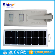 IP65 IP Rating and CE,RoHS,UL,CCC Certification 20w all in one integrated solar led street lights price