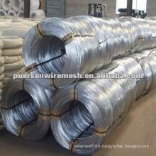 Galvanized binding wire BWG22