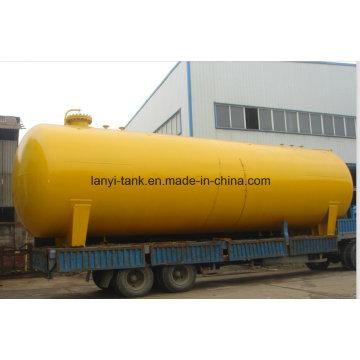 50 000L Carbon Stahl Mitteldruck 18bar chemische Vorratsbehälter für Gas als Kältemittel Ammoniak, Chlor,