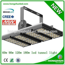 meanwell driver 3 warranty years 120w led tunnel light