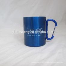 mejor venta personalizado diario necesita tazas de café apilable