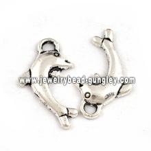 Delphin Charms und Anhänger Halskette Schmuck