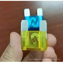 Kit de sortimento de fusíveis de lâmina de carro Fusíveis automotivos