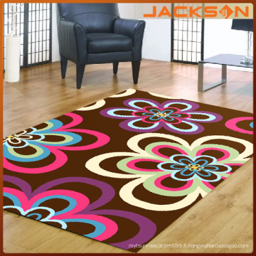 Surface en nylon avec tapis de support en latex