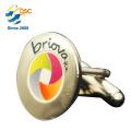 Brass/Iron/Zinc Alloy Metal Cufflinks Manufacturer