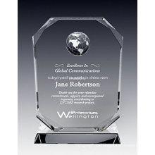 Premio de la placa del globo de cristal de Oxford (NU-CW819)