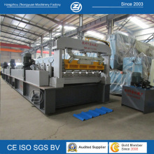 High Forming Speed 30-35m/Min Roofing Sheet Roll Forming Machine