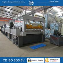Rolo alto da formação da velocidade 30-35m / Min Roofing Sheet Forming Machine