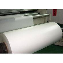 Undurchsichtige weiße Matt-Plastik PVC-Film-Rolle für Siebdruck