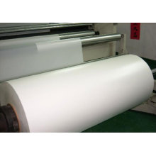 Petit pain blanc opaque de film de PVC de plastique opaque pour l'impression d'écran en soie