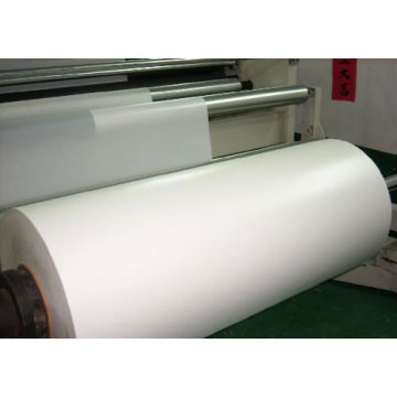 Film brillant blanc rigide de PVC pour l'impression d'écran en soie