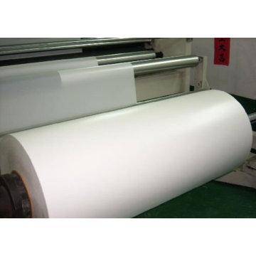 Opaque White Matt Plastic PVC Film Roll for Silk-Screen Printing